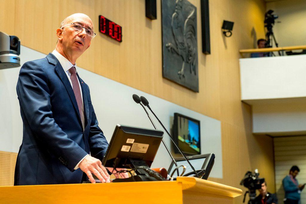 Rudy Demotte : Président du PFWB